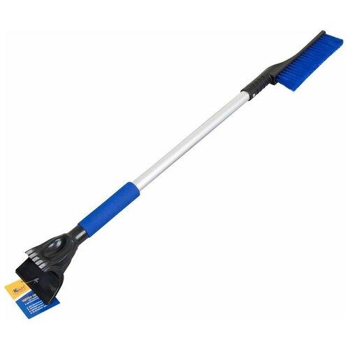 Щетка-скребок KRAFT KT-830073 черный/синий