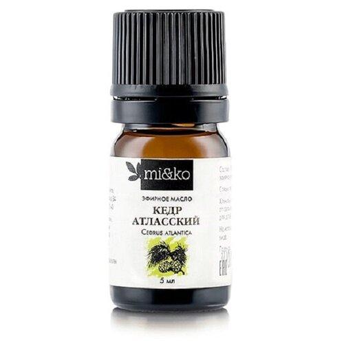 MI&KO эфирное масло Кедр атласский, 5 мл