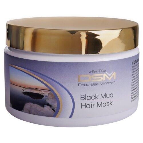 Mon Platin DSM Грязевая маска для волос и кожи головы, 250 мл mon platin dsm минеральный крем от морщин 50 мл