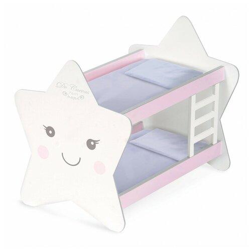 Купить Кроватка для куклы DeCuevas 55329, Мебель для кукол