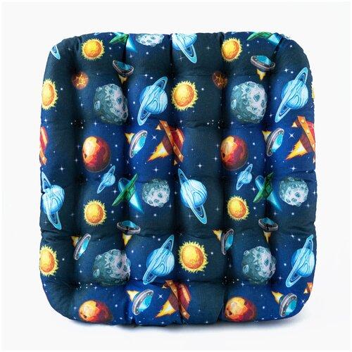 Подушка на стул ортопедическая для детей и взрослых BIO-TEXTILES