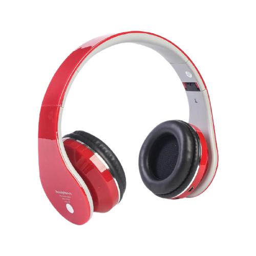 Беспроводные наушники Luazon STN-07 red