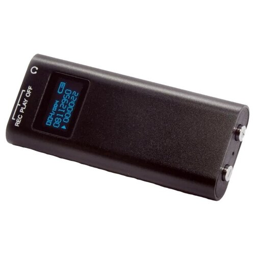 Диктофон Ambertek VR700 черный