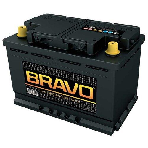 Автомобильный аккумулятор Аком Bravo 74