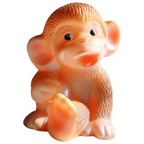 Фото - Игрушка для ванной ОГОНЁК Обезьяна Чичи (С-768) оранжевый игрушка для ванной огонёк лев бонифаций с 644 оранжевый