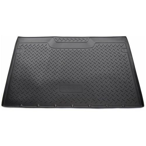 Коврик багажника NorPlast NPL-P-69-42 черный коврик багажника norplast npl p 31 12 черный