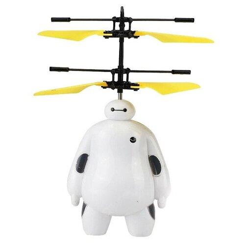 Купить Радиоуправляемая игрушка-вертолет медицинский робот HY-837, Silverlit, Роботы и трансформеры