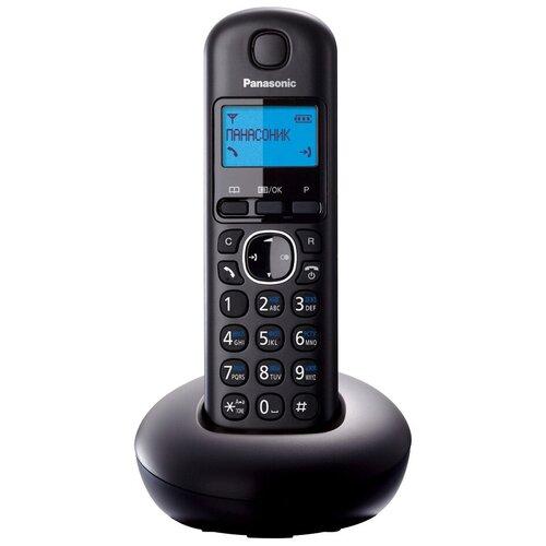 Радиотелефон Panasonic KX-TGB210 черный