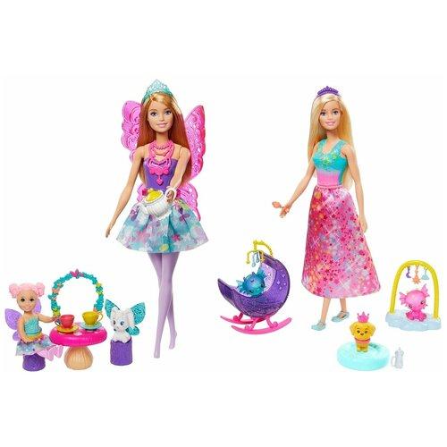 Набор игровой Barbie Dreamtopia Fantasy, GJK49