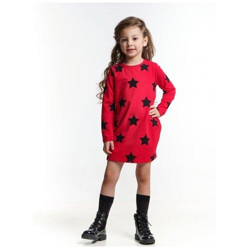Купить Платье Mini Maxi, 4333, цвет красный, размер 110, Платья и сарафаны