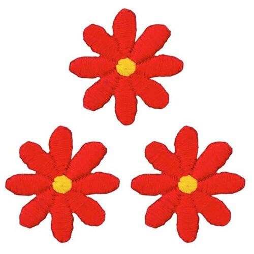 926725 Термоаппликация Цветы малые кр. Prym
