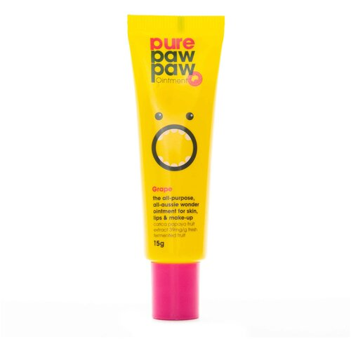 Pure Paw Paw Восстанавливающий бальзам Виноградная газировка, 15 г недорого