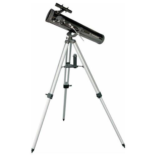 Телескоп BRESSER Venus 76/700 AZ 17802 черный/серый