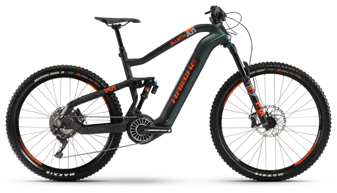 Электровелосипед Haibike Xduro AllMtn 8.0 (2020) — купить по выгодной цене на Яндекс.Маркете