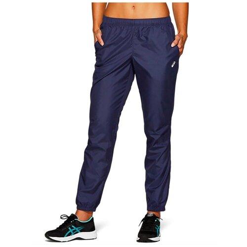Брюки женские спортивные ASICS 2012A020 402 SILVER WOVEN PANT цвет синий размер S