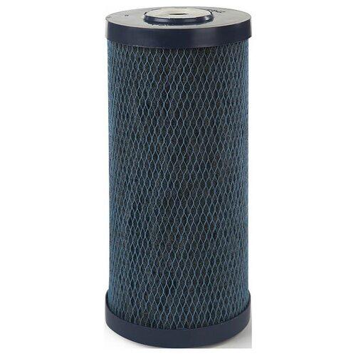 Фото - Сменный модуль для систем фильтрации воды Гейзер Fiber Pro-10BB из углеродного волокна (27114) сменный модуль для систем фильтрации воды гейзер ммв 10 sl 27050