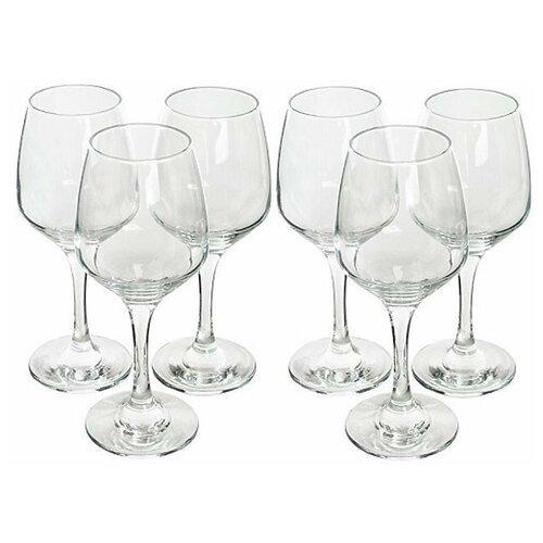Pasabahce Набор бокалов для вина Isabella 350 мл 6 шт прозрачный