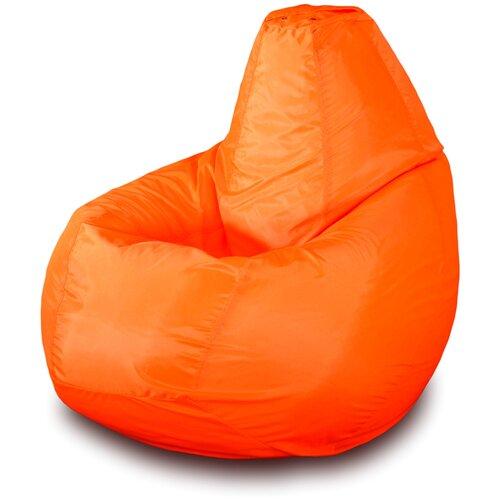 Фото - Пазитифчик кресло-груша однотонная 01 оранжевый оксфорд пазитифчик кресло груша однотонная 01 хаки оксфорд