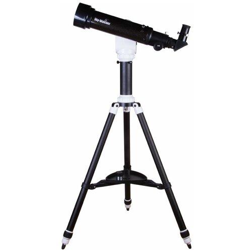 Фото - Телескоп Sky-Watcher SolarQuest черный/белый телескоп sky watcher skymax bk mak90eq1 настольный