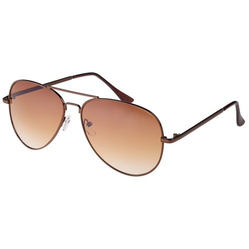 Солнцезащитные очки женские/Очки солнцезащитные женские/Солнечные очки женские/Очки солнечные женские/21kdgann901011c4vr коричневый/Vittorio Richi/Авиаторы/модные