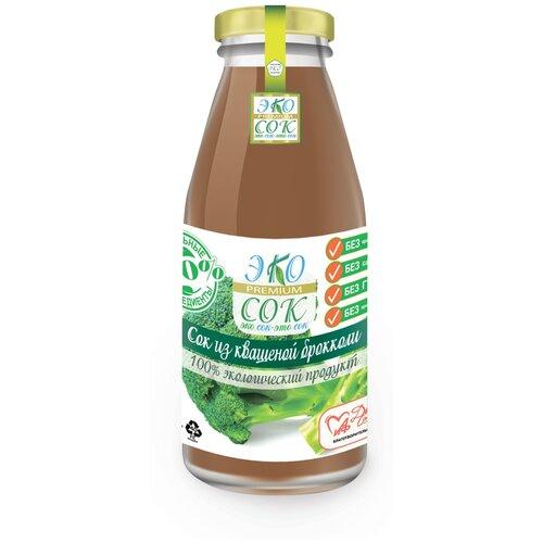 Сок из квашеной брокколи 0,2 л 1шт