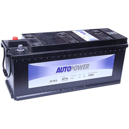 Аккумулятор для грузовиков Autopower AT16