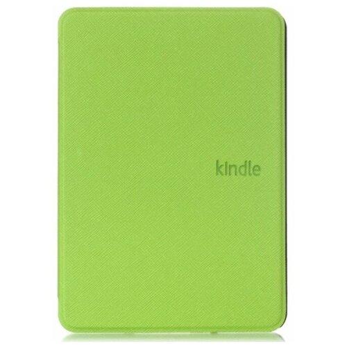 Чехол-обложка Skinbox UltraSlim для Amazon Kindle 10 с магнитом (зеленый)