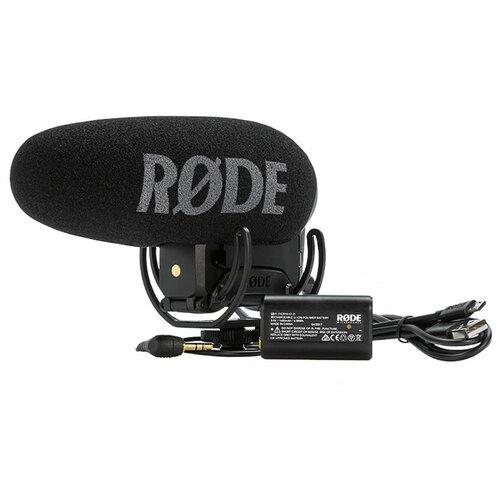 Микрофон RODE VideoMic Pro Rycote, направленный, моно, 3.5 мм