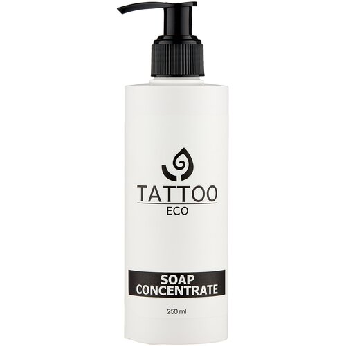 Мыло жидкое Tattoo Eco Soap concentrate, 250 мл