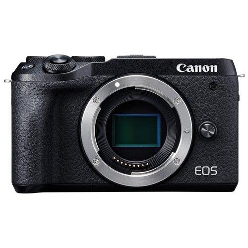 Фотоаппарат Canon EOS M6 Mark II Body черный