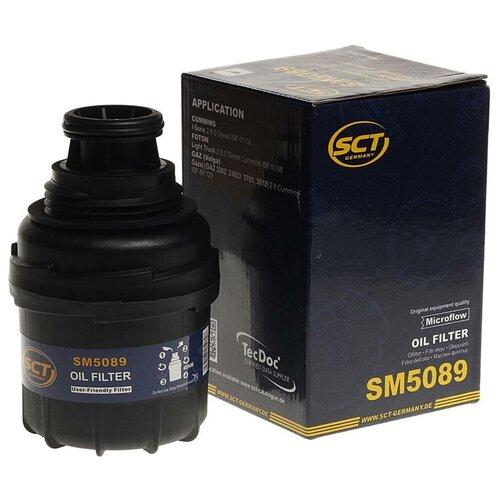 Масляный фильтр SCT SM 5089 масляный фильтр sct sm 133