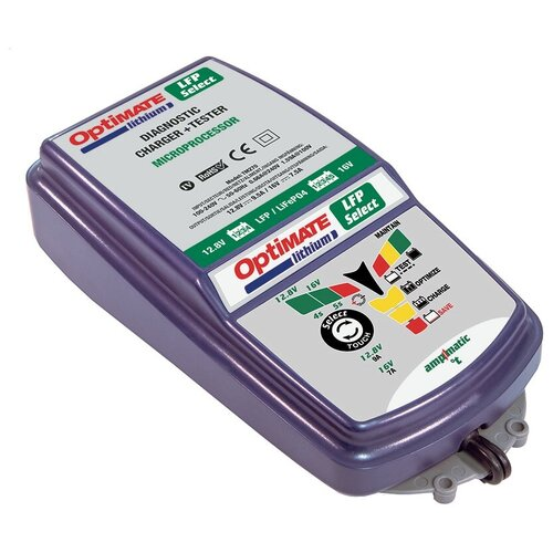 Зарядное устройство Optimate Lithium 4S-5S (TM270) синий/серый