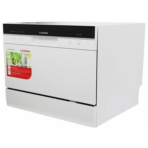 Фото - Посудомоечная машина Leran CDW 55-067 WHITE посудомоечная машина leran cdw 55 067 white