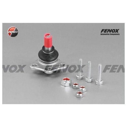 Шаровая опора нижняя передняя Fenox BJ10023 для Fiat Palio, Fiat Strada, Fiat Siena, Fiat Doblo