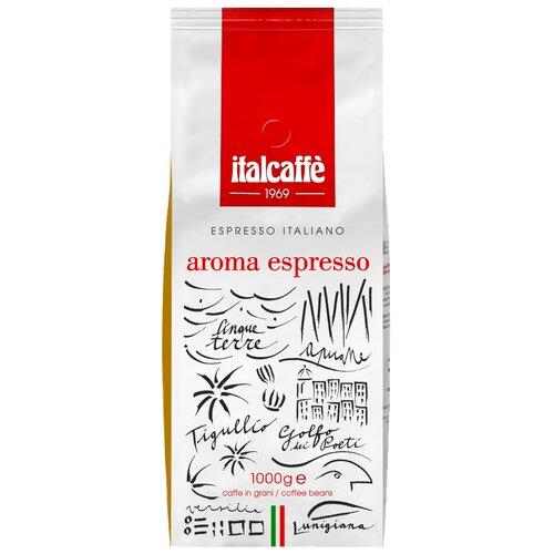 Кофе в зернах Italcaffe Aroma Espresso, 1 кг