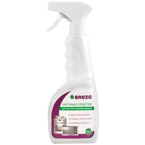 Фото - Чистящее средство для СВЧ-печей и духовых шкафов BREZO, 500 мл средство для микроволновых печей brezo 97041