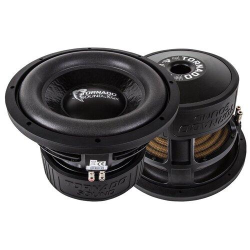 Низкочастотный динамик KICX Topnado Sound 12 (2+2)