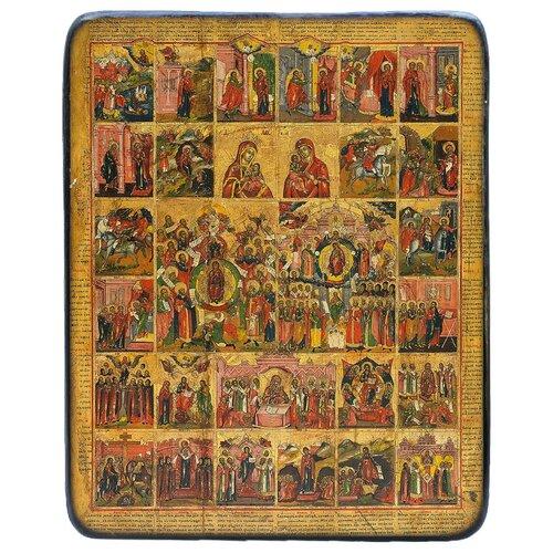 Икона Хиландарская Икона Божией Матери, 30х40 см