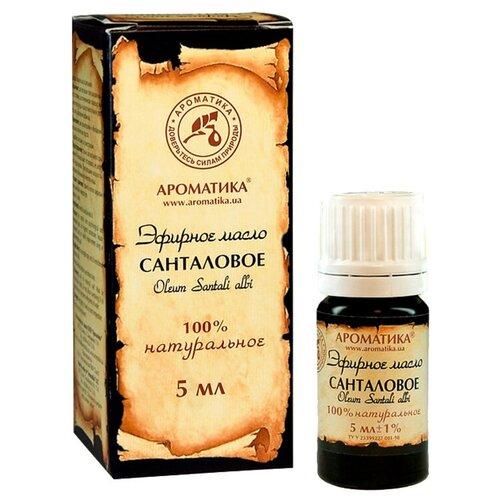 Ароматика эфирное масло Сантал, 5 мл