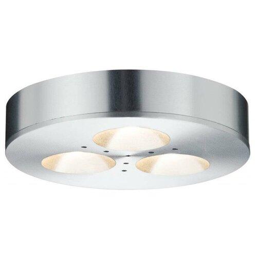 Фото - Мебельный светодиодный светильник Paulmann Micro Line LED Plane 92587 светильник светодиодный paulmann bullet led 60384 led 9 6 вт