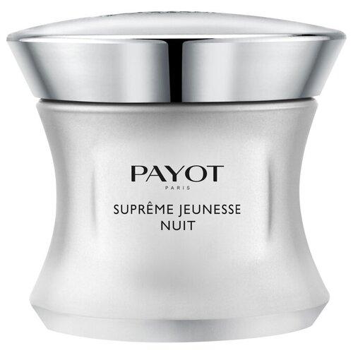 Купить Крем Payot Supreme Jeunesse Nuit для лица и шеи ночной, 50 мл