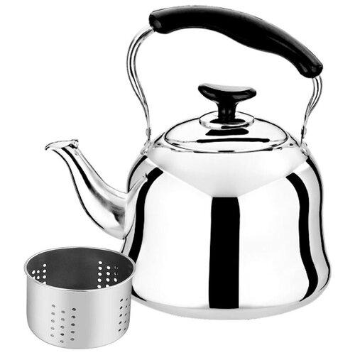 Rainstahl Заварочный чайник 3505-10RS/KL1 л, стальной