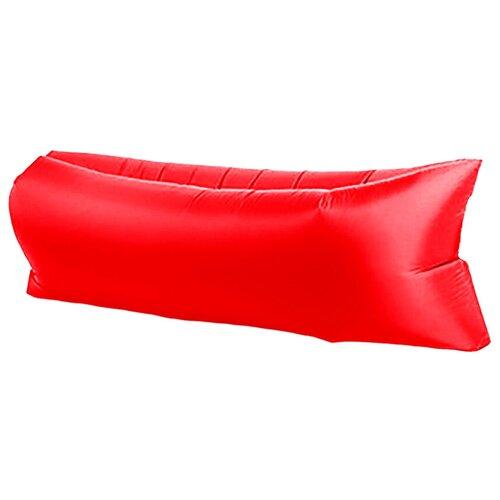 Надувной диван Lamzac Lamzac (220х70) красный надувной диван лежак lamzac ламзак