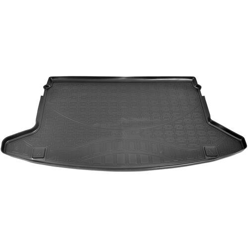 Коврик багажника NorPlast NPA00-T43-056 для Kia Cee'd черный коврик багажника norplast npa00 t43 652 черный