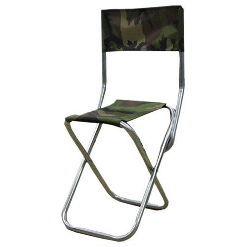 Стул Митек складной малый со спинкой хаки стул митек складной средний со спинкой