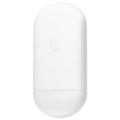 Фото - Wi-Fi точка доступа Ubiquiti NanoStation 5AC Loco, белый точка доступа ubiquiti locom2 unifi nanostation loco m2 802 11n 150mbps 2 4ghz