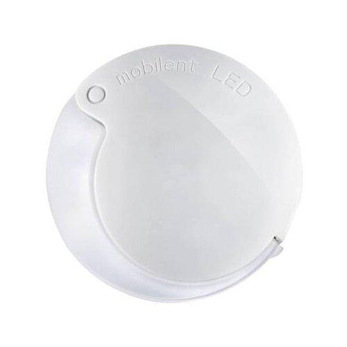 Фото - Лупа складная асферическая Eschenbach Mobilent LED 10x, 35 мм, с подсветкой лупа асферическая ручная с подсветкой eschenbach mobilux led диаметр 35 мм 10 0х 38 0 дптр