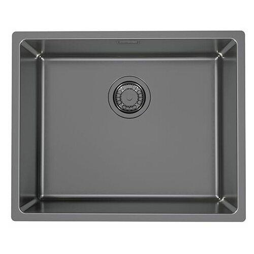 Интегрированная кухонная мойка 54.2 см ALVEUS Kombino Monarch 50FS anthracite
