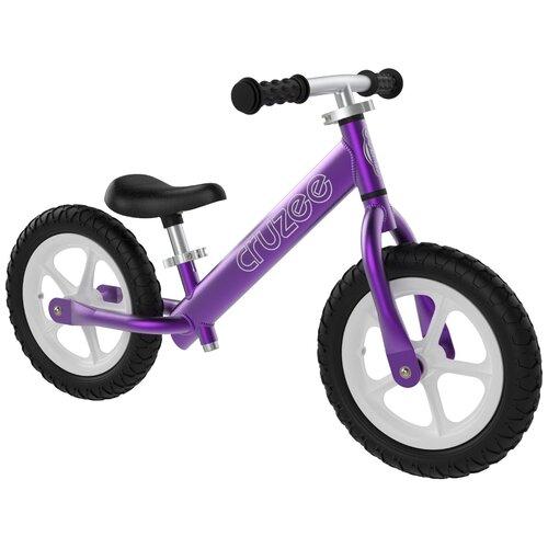 Беговел Cruzee UltraLite 12 EVA, фиолетовый
