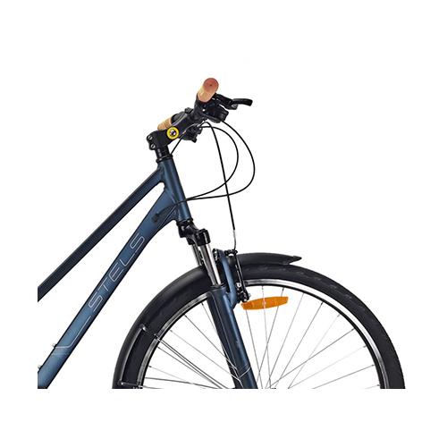 велосипед stels navigator 800 lady 28 v010 17 синий Велосипед Stels Navigator 28 800 Lady V010 синий V010 (LU095872) рама 15